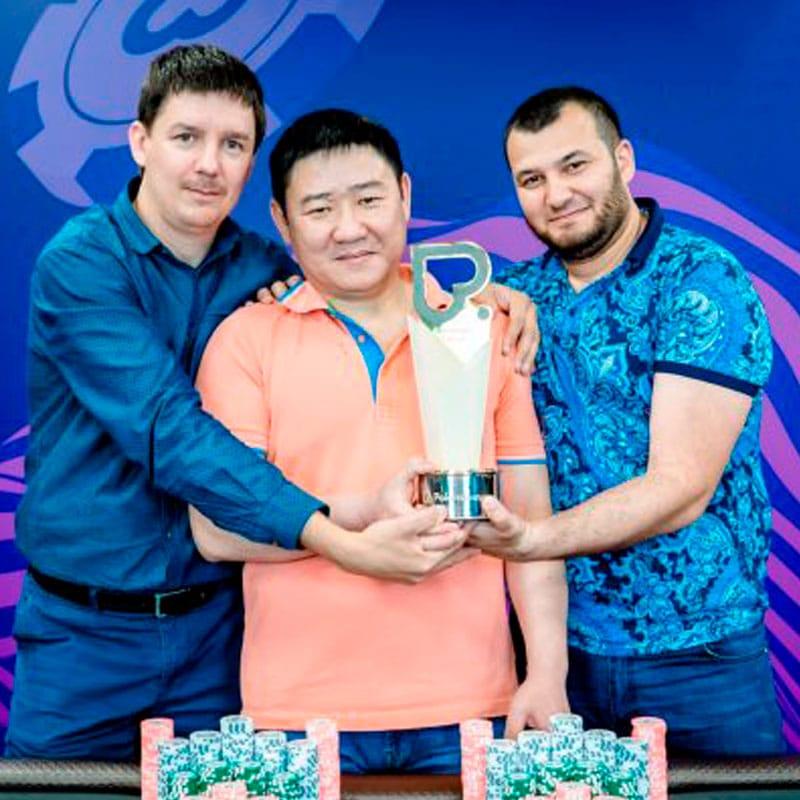 В главном событии Pokerdom Anniversary Festival победил Владимир Ким