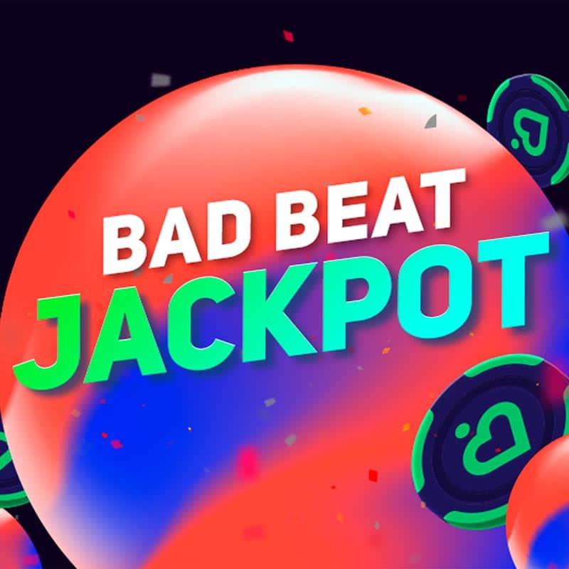 На PokerDom снова выпал очередной большой Бэдбит Джекпот